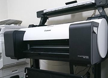 A1印刷機